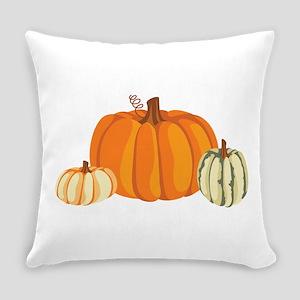 Pumpkins Everyday Pillow