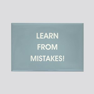 LEARN FROM MISTAKES! Magnets