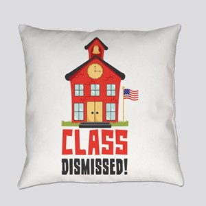Class Dismissed! Everyday Pillow