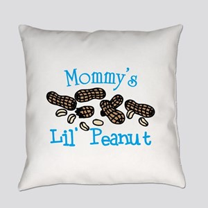 Mommys Lil Peanut Everyday Pillow