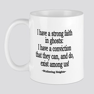 Wuthering Heights Quote Mug
