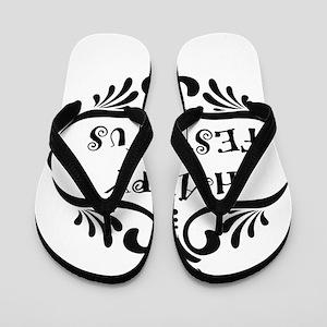 Happy FESTIVUS™! Flip Flops