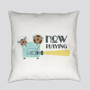 Now Playing Everyday Pillow