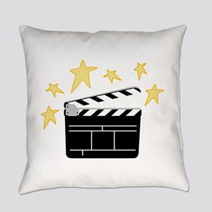 Action Clapperboard Everyday Pillow