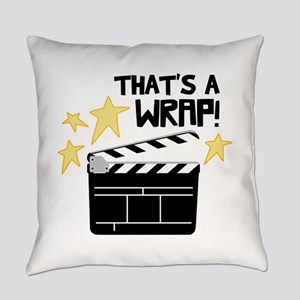 Thats a Wrap Everyday Pillow