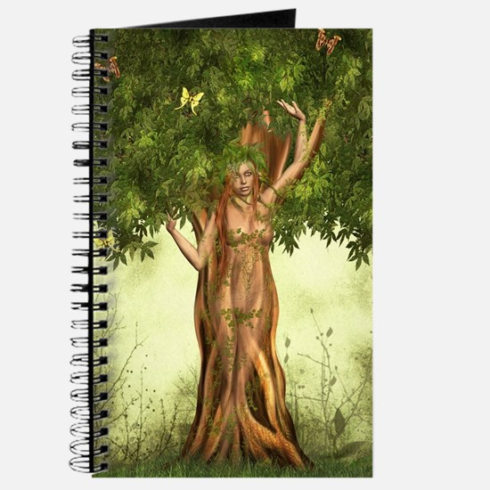 Mother Nature Tree Journal