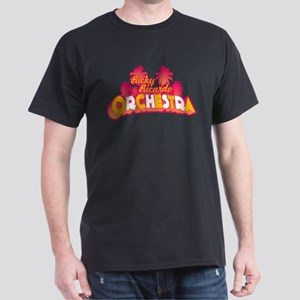Lucy Ricky Ricardo Orchestra Dark T-Shirt