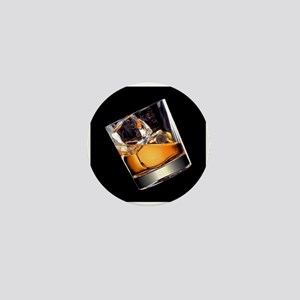 Whisky on the Rocks Mini Button