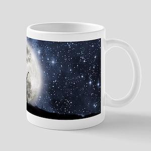 Between Heaven and Earth Mug
