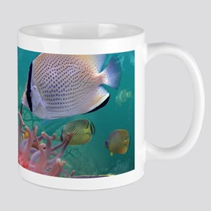 Tropical Fish Mug