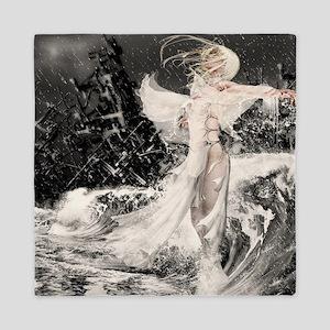 Storm Surge Queen Duvet