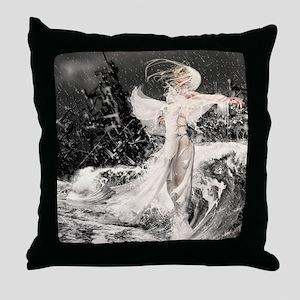 Storm Surge Throw Pillow