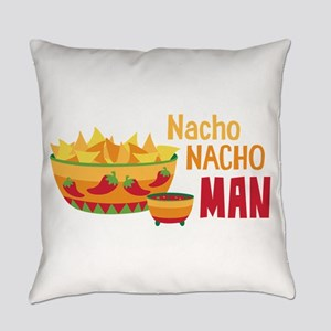 Nacho NACHO MAN Everyday Pillow