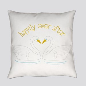 Happily Ever After Everyday Pillow