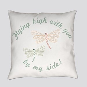 Flying High Everyday Pillow