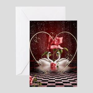 Passion Fantasy Greeting Card