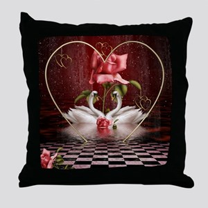 Passion Fantasy Throw Pillow