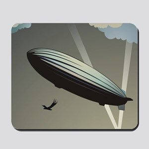 Zeppelin Skyline Mousepad