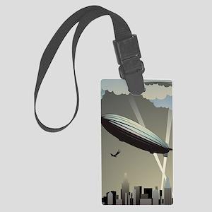 Zeppelin Skyline Large Luggage Tag