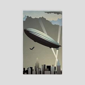 Zeppelin Skyline Area Rug