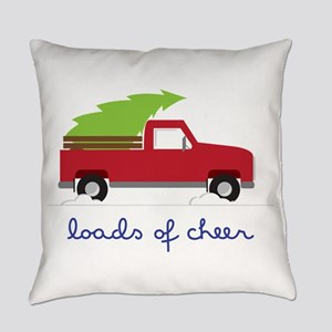 Loads of Cheer Everyday Pillow