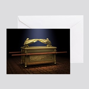 Ark of the Covenant Greeting Card
