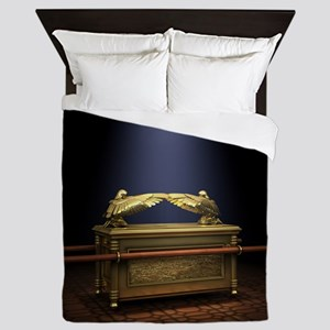 Ark of the Covenant Queen Duvet