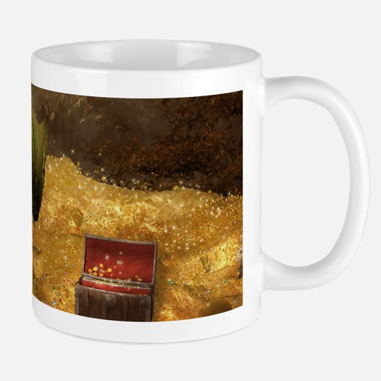 Dragon Treasure Mug