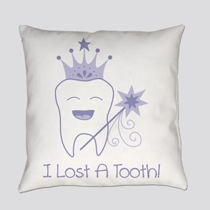 I Lost A Tooth! Everyday Pillow