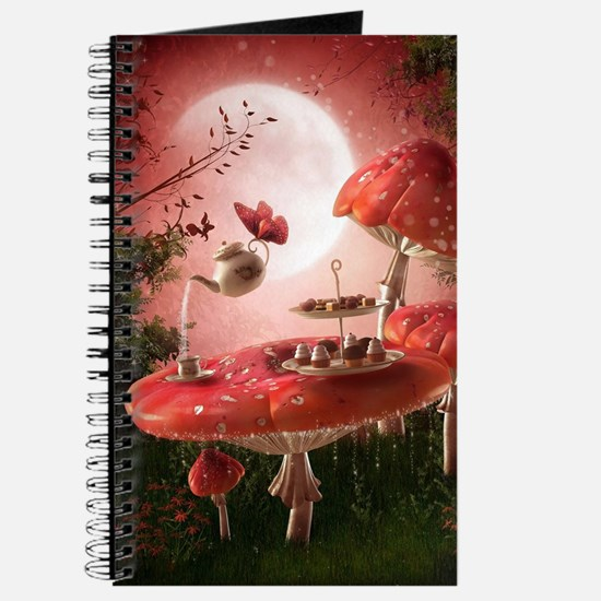 Surreal Tea Party Journal