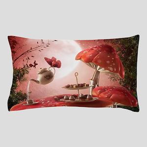 Surreal Tea Party Pillow Case