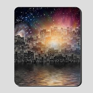 Mega City Mousepad