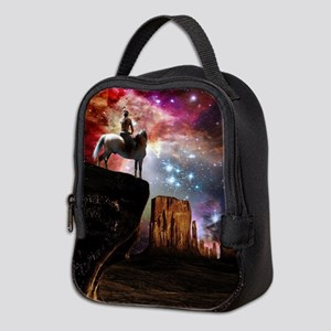 Native American Universe Neoprene Lunch Bag