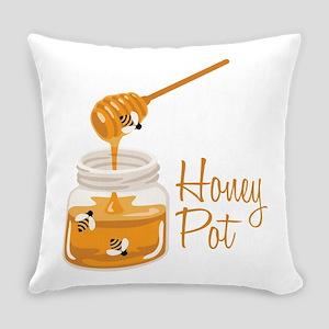 Honey Pot Everyday Pillow