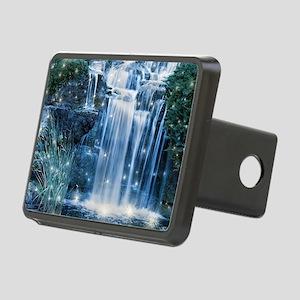 Magic Waterfall Rectangular Hitch Cover