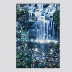 Magic Waterfall Postcards (Package of 8)