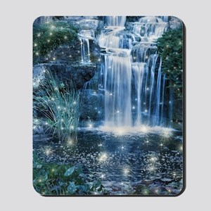 Magic Waterfall Mousepad