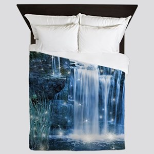 Magic Waterfall Queen Duvet