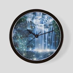 Magic Waterfall Wall Clock