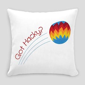 Got Hacky? Everyday Pillow