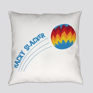 Hacky Slacker Everyday Pillow