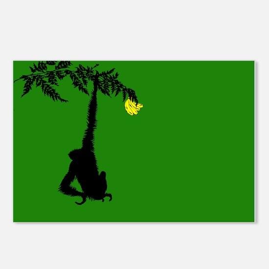 Unique Funny orangutan Postcards (Package of 8)