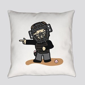 Umpire Boy Everyday Pillow
