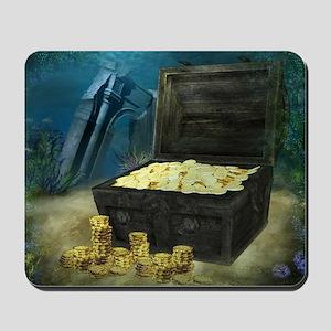 Treasure Chest Mousepad