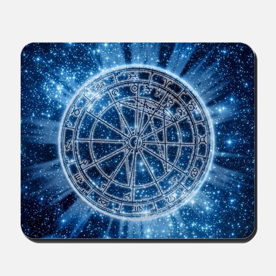 Mystical Zodiac Mousepad