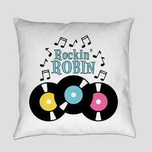 Rockin Robin Everyday Pillow