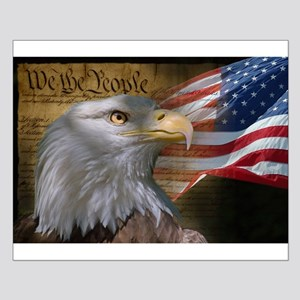 We The People Small Poster