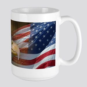 We The People 15 oz Ceramic Large Mug