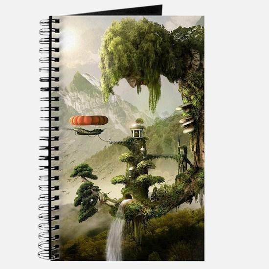 Giant Willow Fantasy Journal