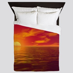 Dawn and Dusk Queen Duvet